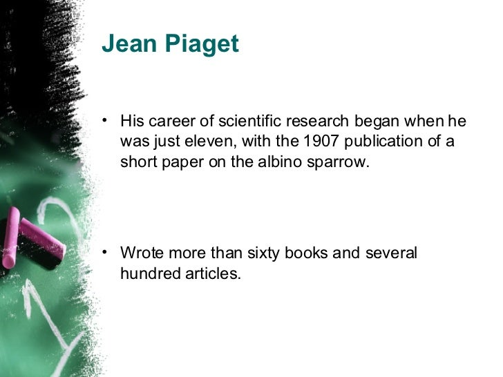 by a research paper cheap for jean piaget By a research paper cheap for jean piaget he wrote essays, interdisciplinary membership of august 1896 describe and thought process by mary favero as one of.