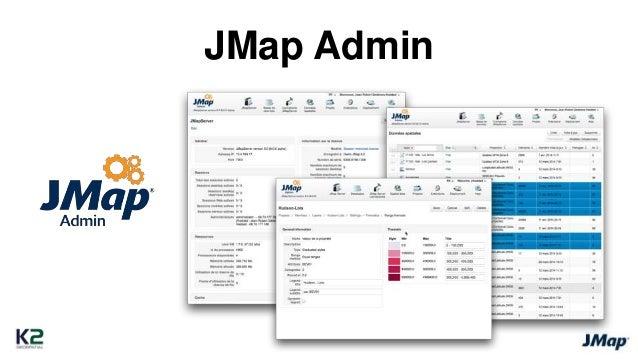 Quelques nouveautés de  JMap 6 Gabarits pour l'impression (JMap Pro)