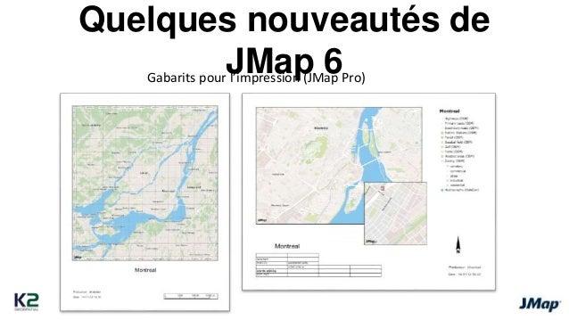 Quelques nouveautés de  JMap 6 Informations géométriques – Calculs sur plusieurs objets