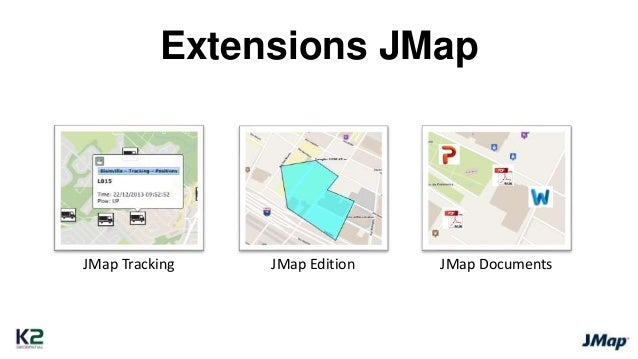 Extensions JMap  JMap Signal-X JMap Google Maps JMap Image Analysis