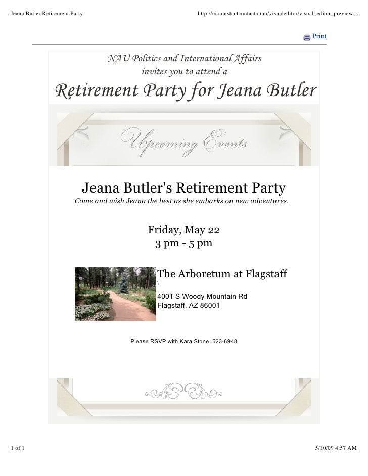Jeana Butler Retirement Party                                   http://ui.constantcontact.com/visualeditor/visual_editor_p...