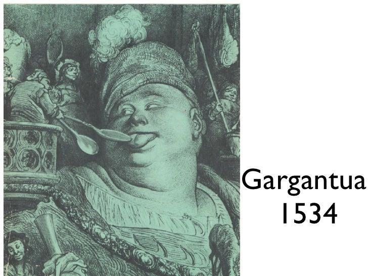 Gargantua   1534