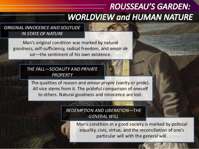 Jean Jacques Rousseau Private Property