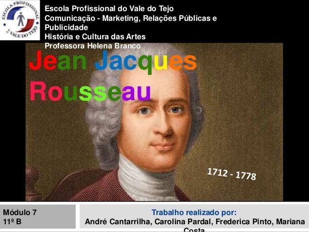 Escola Profissional do Vale do Tejo  Comunicação - Marketing, Relações Públicas e  Publicidade  História e Cultura das Art...