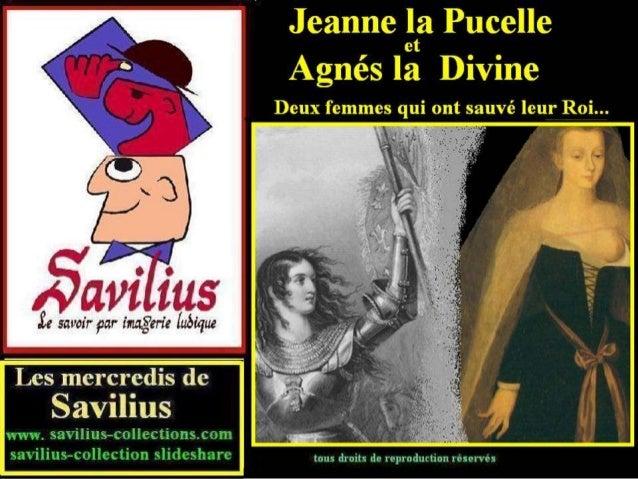 Jeanne et Agnès pour sauver le roi