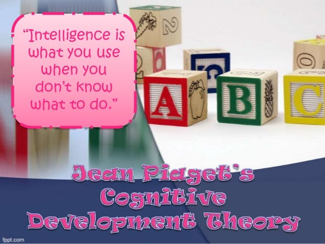 """""""Intelligence is what you use when you don't know what to do."""""""