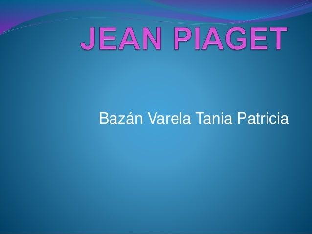 Bazán Varela Tania Patricia