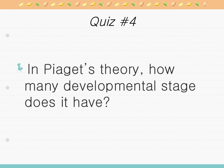 piaget theory in the lone scientist Application of vygotskys learning theories in early years  process and behaviour is that of a 'lone scientist' (piaget 1954)  the social learning theory .