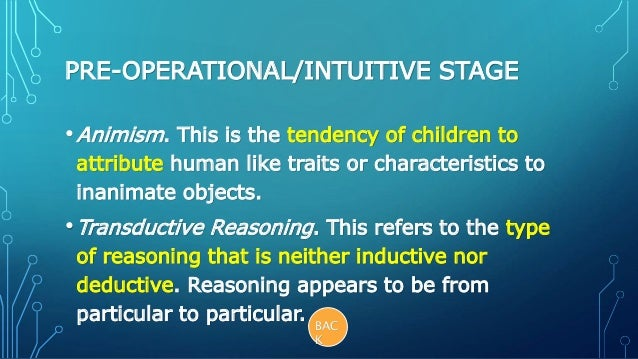 cognitive development by piaget