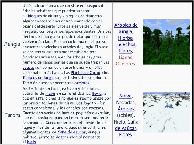 TaigaEste bioma se asemeja a la tundra, peroes mucho más boscoso, con abundantesconíferas. Al igual que la tundra, la taig...
