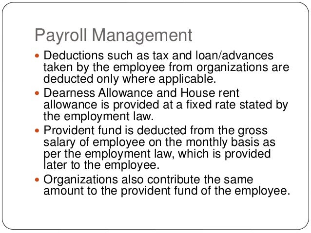 employee remuneration in human resource management Items 1 - 8 of 8  bsbhrm505b - manage remuneration and employee benefits (release 1)   this unit applies to human resources managers responsible for.