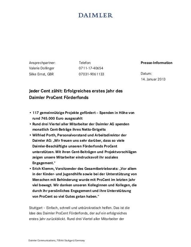 Ansprechpartner:                         Telefon:                     Presse-InformationValerie Dollinger                 ...