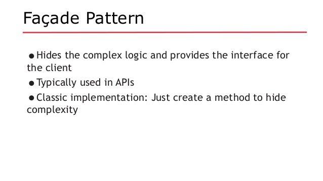 Java Ee Revisits Design Patterns