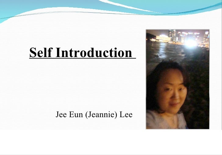 how to start a presentation introduction