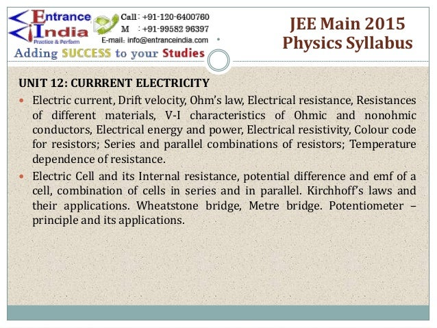 The 20big 20square 3A 20Connecting 20forces 2C 20fields 2C 20potential 2C 20and 20electric 20potential 20energy moreover Jipmer Syllabus By Entranceindia 36494917 further Jee Main 2015 Syllabus By Entranceindia additionally Aiims Syllabus By Entranceindia in addition  on two plates electric field between infinitely long