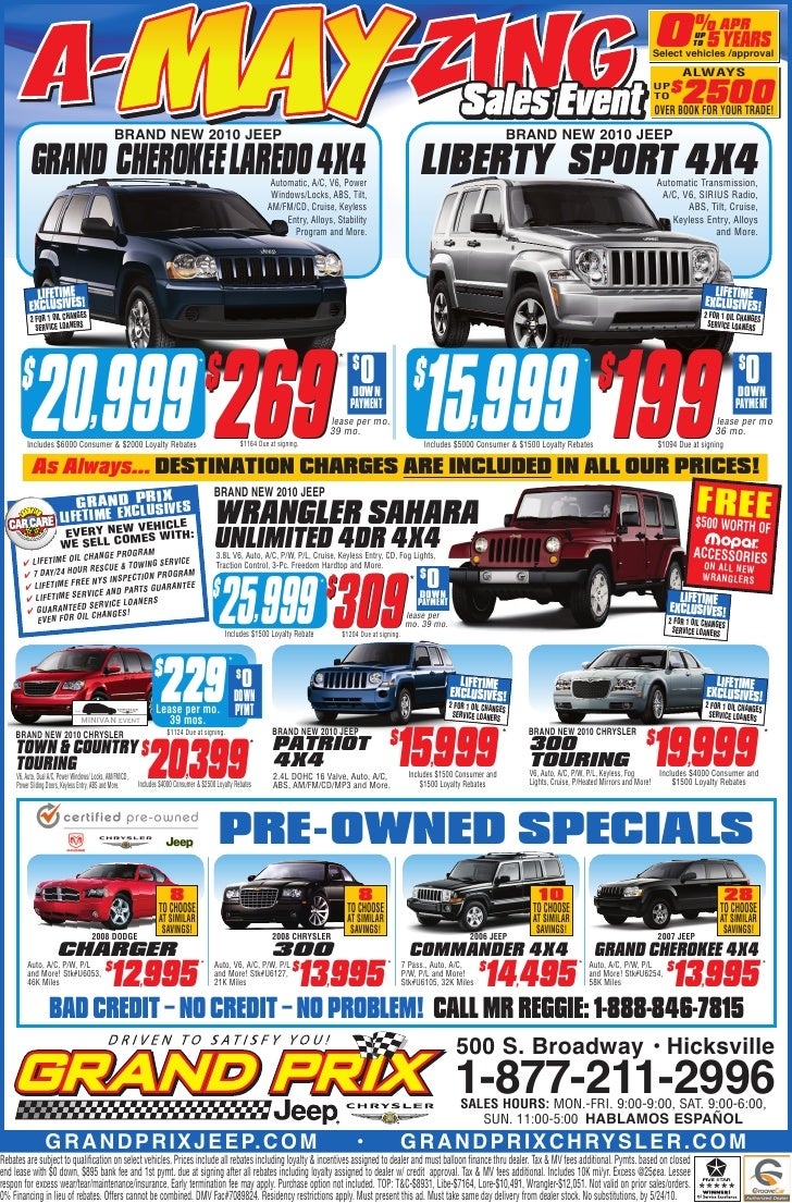 Awesome Jeep Dealer Sale Long Island. 0 %5 YEARS .