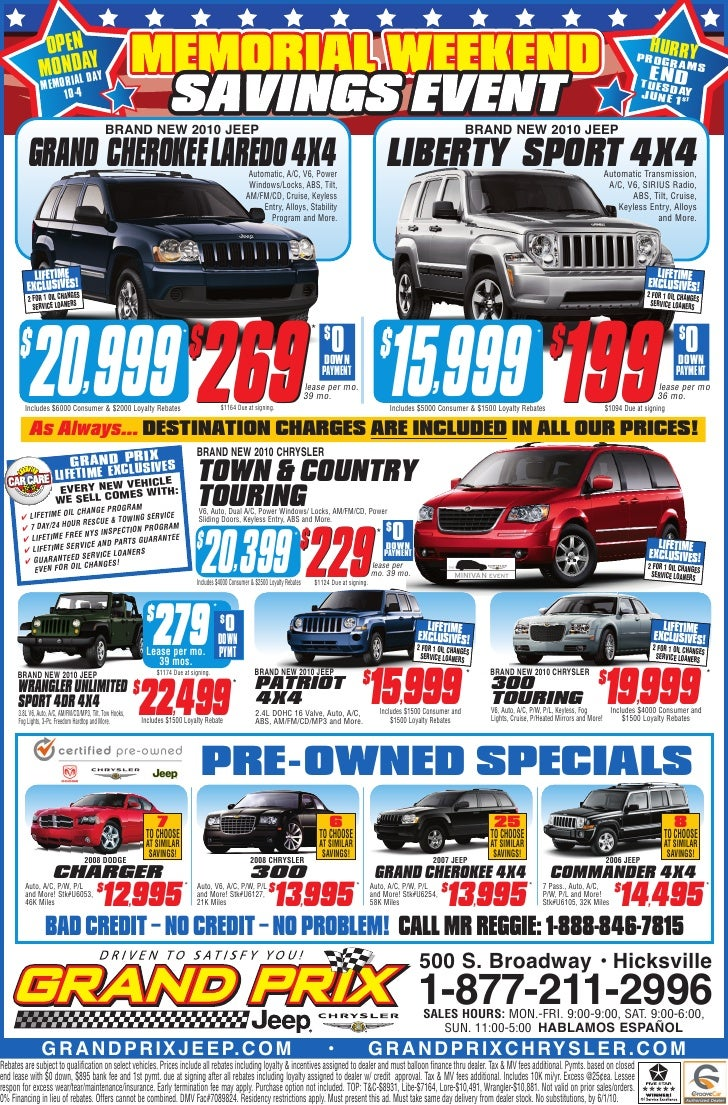 Lease Deals Near Me >> Jeep Lease Deals