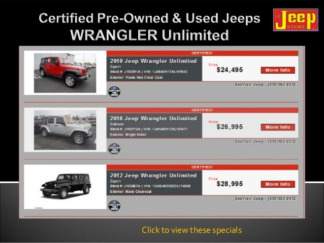 certified pre owned and used jeeps in nj jeep dealer new jersey. Black Bedroom Furniture Sets. Home Design Ideas