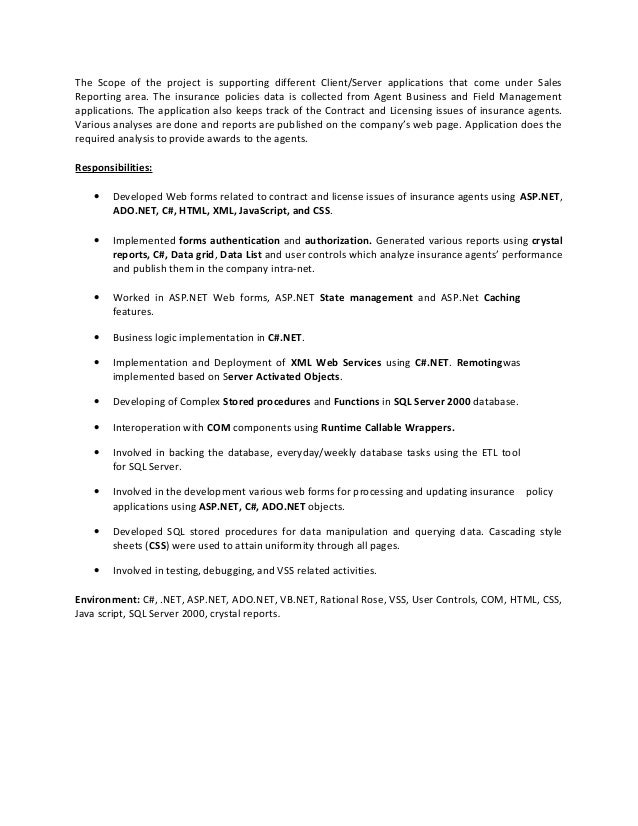 management system 8 - Data Processing Manager Sample Resume