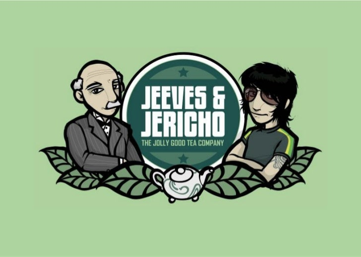 ABOUT JEEVES & JERICHOJeeves & Jericho - The Jolly Good Tea Company is based         customers a funky and exciting produc...