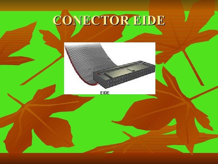 CONECTOR EIDE