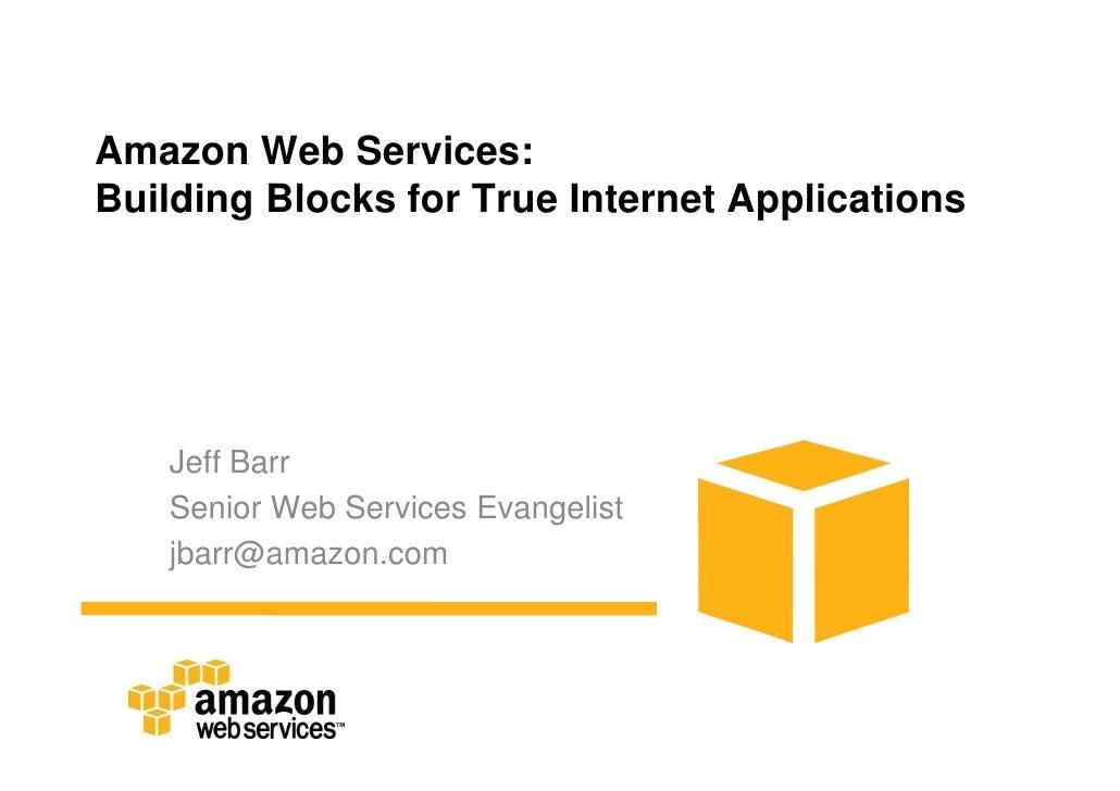 Amazon Web Services Wiki