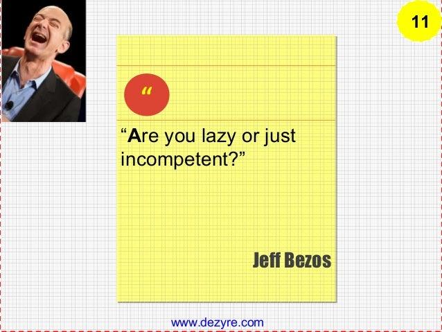 25 Things That Make Amazons Jeff Bezos Jeff Bezos