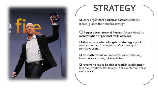 How Jeff Bezos rules his Amazonian empire