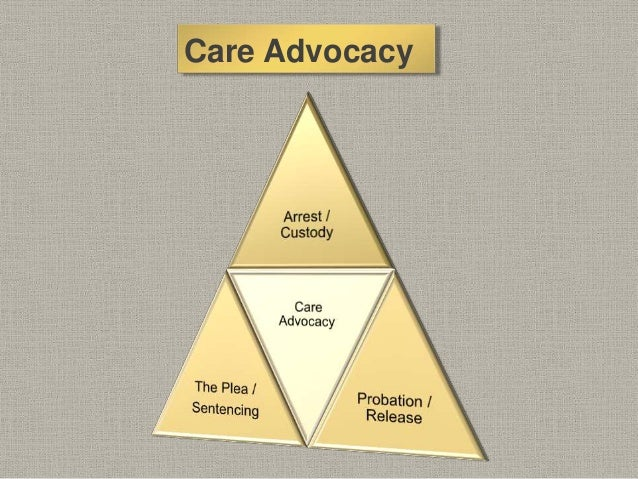 Care Advocacy  Process – Not An Event – Over Time  2 Way Street – Treatment to Court (Reports / Progress / Recommendatio...