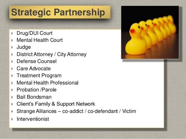 Intervention  Treatment Indicated / Client Unwilling  Client in Trouble / Loss of Control  Family Focus Higher/ Problem...