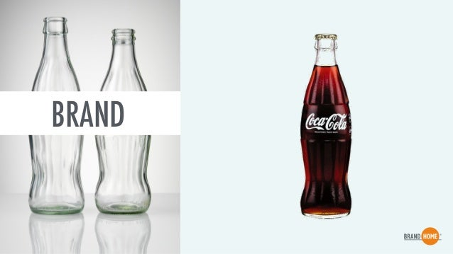 WHY INVEST IN A BRAND?