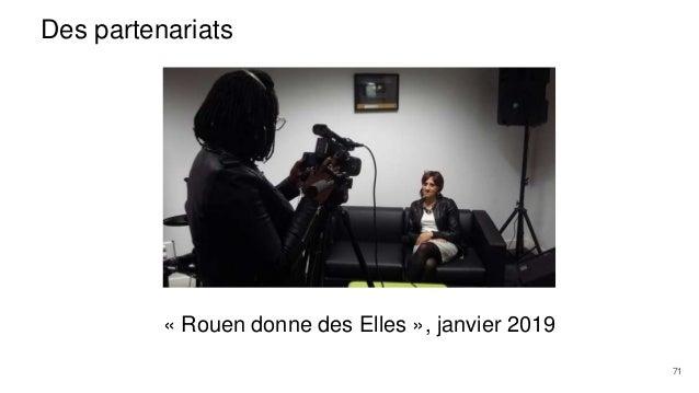 Des partenariats « Rouen donne des Elles », janvier 2019 71