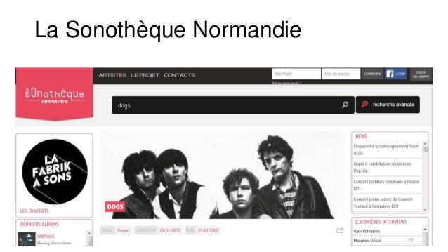 La Sonothèque Normandie 77