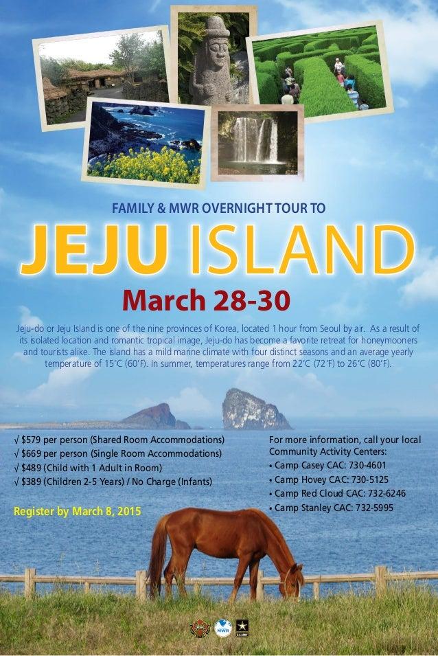 Tour In Jeju Island