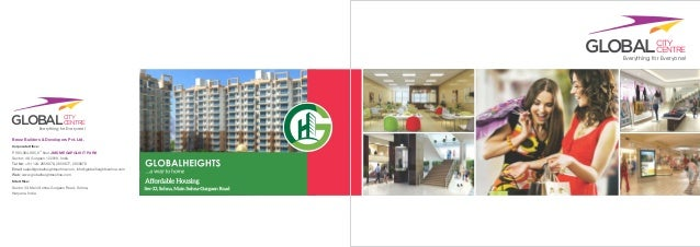 GLOBALCITY CENTRE Everything for Everyone! GLOBALCITY CENTRE Everything for Everyone! Breez Builders & Developers Pvt. Ltd...