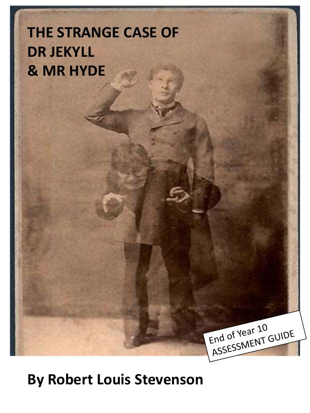 Jekyll Hyde End Of Y10 Revision Booklet