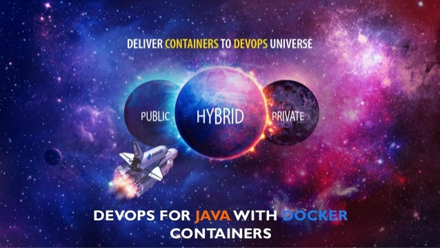 DEVOPS FOR JAVAWITH DOCKER CONTAINERS