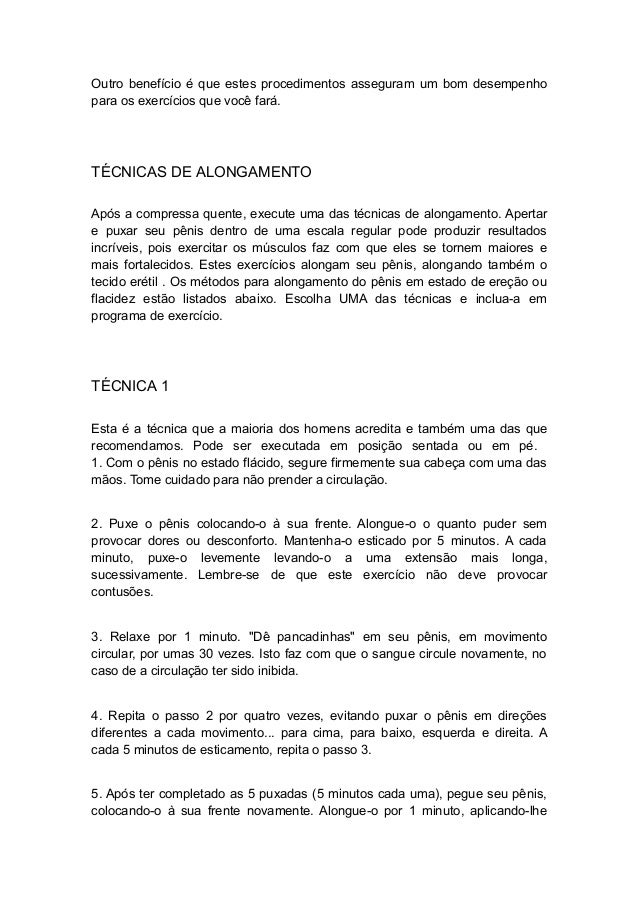 Jelq Manual