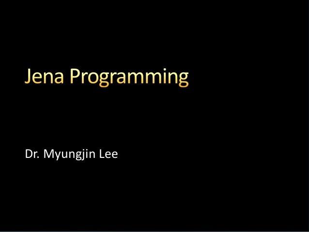 Dr. Myungjin Lee