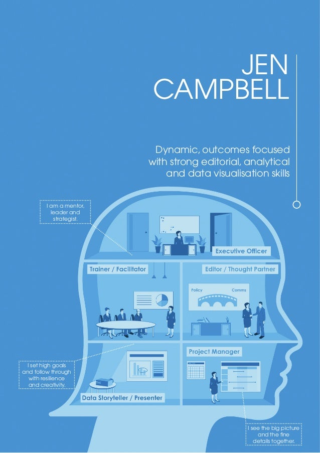 CV - Jen Campbell, Data Storyteller and Chart/graph lover