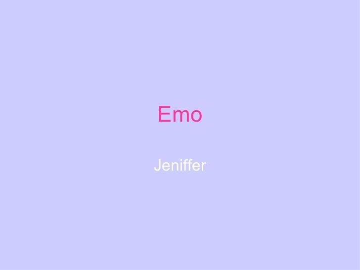 Emo Jeniffer