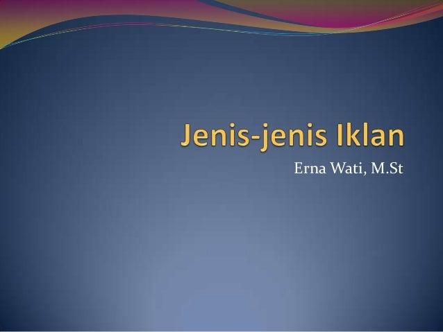 Erna Wati, M.St