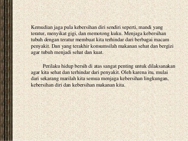 Jenis Jenis Karangan Dalam Bahasa Indonesia Rapih