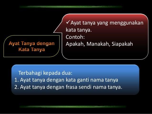 Jenis ayat