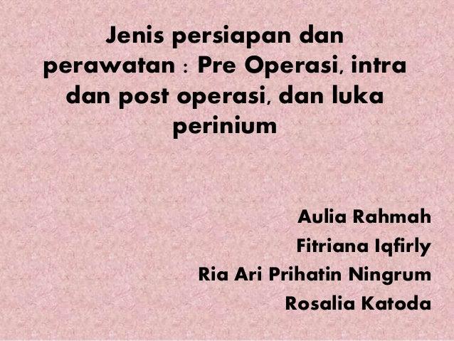 Makalah Askep Apendisitis Pre Operasi dan Post Operasi pdf, doc