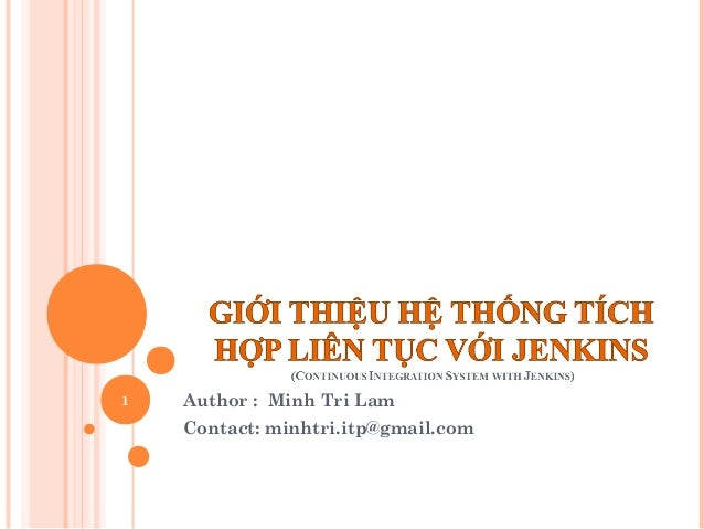 Author : Minh Tri Lam Contact: minhtri.itp@gmail.com 1