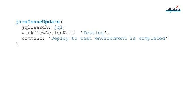 Конфигурация как код Не хочется делать Backup-ы Команд много и есть желание быстро поднимать и конфигурировать новые экзем...
