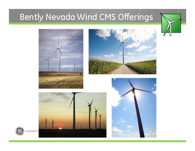 Bently Nevada Wind CMS Offerings