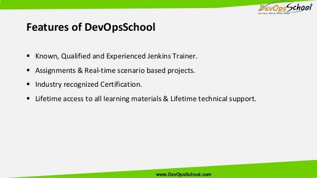Jenkins Training in Hyderabad   DevOpsSchool
