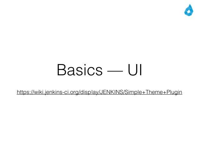 Jenkins Best Practices Meetup Slides Slide 3